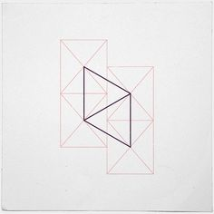 #272 Unexpected relations – A new minimal geometric composition each day