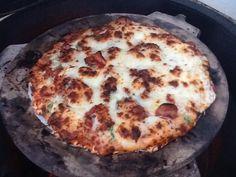 Big T's Big Green Egg Recipe Blog: Pizza Night