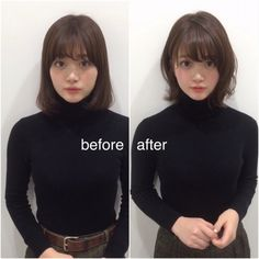 Pretty Hairstyles, Wig Hairstyles, Korean Hairstyles Women, Korean Short Hair, Shot Hair Styles, Hair Reference, Haircuts With Bangs, Crazy Hair, Bad Hair