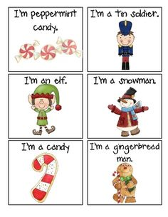 Christmas headbands freebie game cards ill use these cards holiday hedbanz cards develop your ells vocabulary i love hedbanz solutioingenieria Images