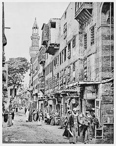 Cairo c 1890