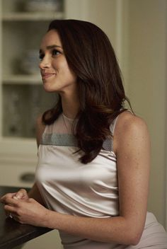 05 Aug 2015 Brunello Cucinelli Tops Rachel Zane Suits S05E09 Uninvited Guests