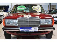 Mercedes-Benz 240 D *H-Kennzeichen* - 0