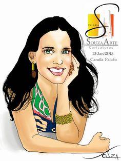 Encomenda digital de uma Ilustração http://www.souzaarte.com/#!/cnfd