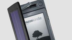 Solar Light for Kindle