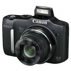 Me gustó este producto Canon C�mara  SX-160 BLACK. ¡Lo quiero!