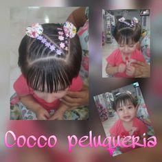 Resultado de imagen para peinados infantiles Girl Hairstyles, Diana, Hair Cuts, Lily, Messi, Beauty, Fashion, Up Dos, Hair