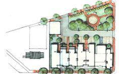 Residential concept plan- the M group Landscape Design/Build + Site ...