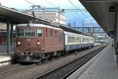 Swiss Railways, Locomotive, Train, Vehicles, World, Trains, Zug, Rolling Stock, Locs