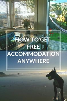 How to get free accommodation anywhere in the world. Learn how you can travel the world, go backpacking, or just make your holiday cheaper - by House sitting or Pet sitting. Stay somewhere incredible, have your very own fur baby on holiday or while you t Packing Tips For Travel, Travel Advice, Travel Guides, Travel Hacks, Cheap Travel, Budget Travel, Free Travel, House Sitting, Pet Sitting