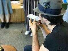 Ian Somerhalder's Interview For FansTang, 10/04/17 http://m.v4.cc/News-4179394.html