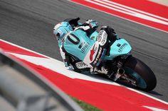 Moto2: Miguel Oliveira perde liderança entre os estreantes