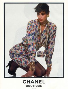 Chanel 1980's