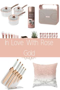 We had the gold phase where everything was gold in colour. Then we all went silver, now its time for the rose gold phase. I, for one, am loving the rose gold accessories that are everywhere as they go well with my lounge colour scheme and will fit in seamlessly in my white kitchen too. On my favorite list so far