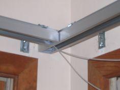 Vertical headrails only.butt and bypass application. Corner Window Treatments, Blinds, Windows, Shades Blinds, Blind, Draping, Exterior Shutters, Ramen, Shutters