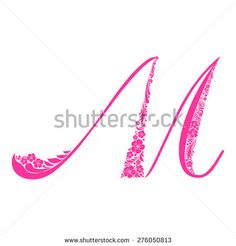 3651 Best M K My Monogram Images Monogram Calligraphy Embroidery