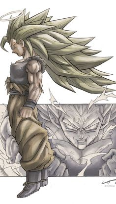 Kon Bleach, Z Warriors, Goku Wallpaper, Dragon Super, Dragon Ball Gt, Akira, Egypt Tattoo, Cool Anime Wallpapers, Super Saiyan