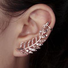 Emerald Jewelry, Ear Jewelry, Hippie Jewelry, Cute Jewelry, Jewelry Accessories, Jewelry Design, Skull Jewelry, Jewellery, Stylish Jewelry