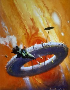 Official website of John Harris: landscape, science fiction and marine artist Space Fantasy, Sci Fi Fantasy, Science Fiction Kunst, Sience Fiction, Arte Sci Fi, 70s Sci Fi Art, Arte Tribal, Sci Fi Ships, Futuristic Art