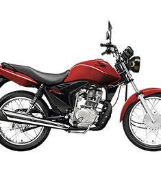 Moto Honda - CG 125 Fan ES Akira, Motos Honda, Motorcycle, Fan, Porto, Soccer, Tattoos, Stuff Stuff, Motors