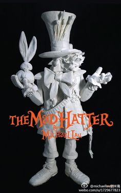 The Mad Hatter by Michael Lau