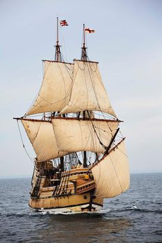 Work will begin on the vessel at the Mystic Seaport shipyard in December Model Sailing Ships, Old Sailing Ships, Ocean Sailing, Moby Dick, Bateau Pirate, Mystic Seaport, Classic Sailing, Ship Paintings, Old Boats