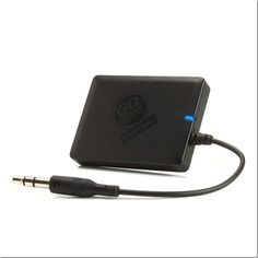 GOgroove - BlueGate Wireless A2DP Bluetooth Audio Music Adapter & Receiver