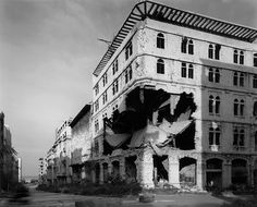 Gabriele Basilico. Beirut, 1991.