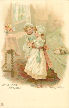 LITTLE MAID MARJORY