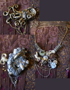 Octo in steampunk..