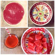 Watermelon Smoothie: 5 stars for energy, immunity, and skin!