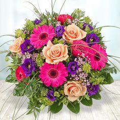 Ein Strauß der verzaubert! #Valentins #Blumen #Geschenke #Deko