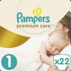 Подгузники Pampers Premium Care New Born Размер 1 (Для новорожденных) 2-5 кг c43c98ca89b