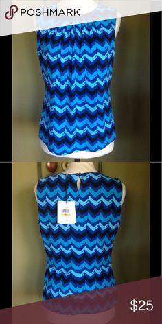Calvin Klein blouse Calvin Klein blouse. 95% polyester 5% spandex Calvin Klein Tops Blouses