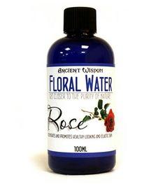 Rose Flower Water