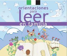 Orientaciones para leer en familia. Junta de Extremadura