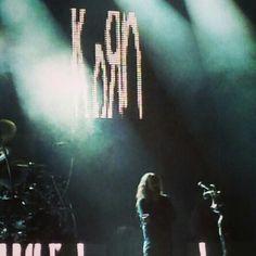 Korn live rockin roma