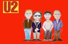 Listen to Freak Out! Monography #4 - U2