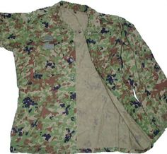 """Uniforms&items of Japan Self-Defense Force (current) """"Shinmeisai"""""""