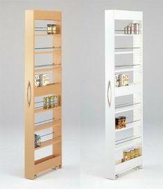 New Kitchen Pantry Shelves Refrigerators Ideas Diy Kitchen Storage, Kitchen Pantry, New Kitchen, Kitchen Decor, Vintage Kitchen, Kitchen Cabinets, Kitchen Furniture, Diy Furniture, Furniture Chairs