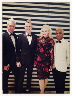 Sharp Dressed Band (Gwen Stefani, No Doubt)