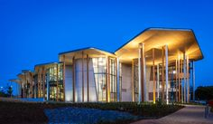 CRAB studio finalizes abedian school of architecture - designboom   architecture & design magazine