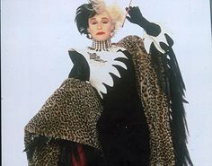 glenn close cruella deville costumes - Google Search