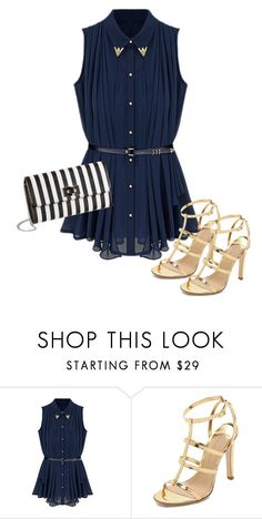 """OOTD - 8/1/15"" by the-krazy-unicorn79 ❤ liked on Polyvore featuring Charline De Luca"