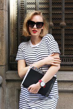 Lust for Luster: Designer Fashion Oversize Cat Eye Sunglasses 8300