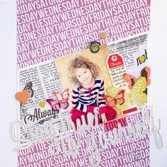 Colors of Alex: Design in Papers: Kick-Off Blog Hop