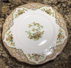 Johnson Brothers Mentone Luncheon Plates 3 Total