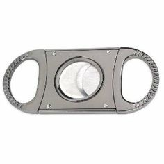 60 Ring Gauge Cigar Cutter 60 Ring Gauge Cigar Cutter by Quality Importers. $31.50. This product may be prohibited inbound shipment to your destination.. Brand Name: Quality Importers Mfg#: 608938710567. Please refer to SKU# ATR25935832 when you inquire.. Shipping Weight: 0.15 lbs. Picture may wrongfully represent. Please read title and description thoroughly.. Quality Importers Egg Cigar Cutter Fits up to 60 Ring Gauge and has a Stainless Steel Blade for a perfect cut every...