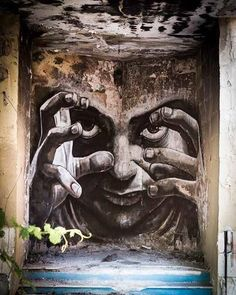 by WD Street Art (Greece)
