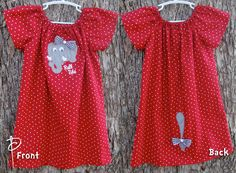 Alabama Crimson Tide Elephant Peasant Dress with Tail & Bows 3 6 9 12 18 month size 2t 3t 4t 5 6 by PaintedNeedle on Etsy https://www.etsy.com/listing/155427293/alabama-crimson-tide-elephant-peasant